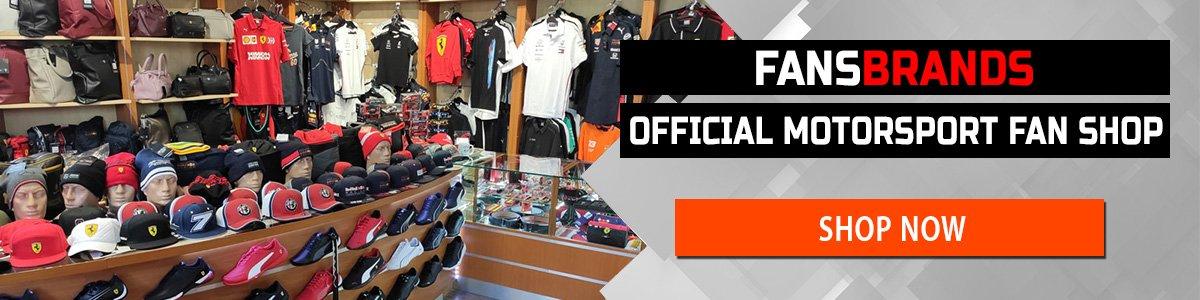 FansBRANDS Formula 1 store